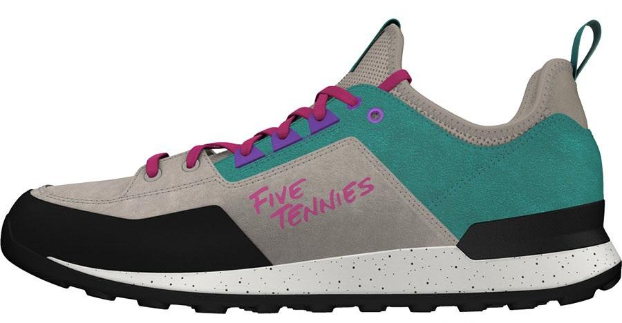 Five Ten, Tennie Mens Walking & Approach Climbing Shoe, UK 11.5 Green
