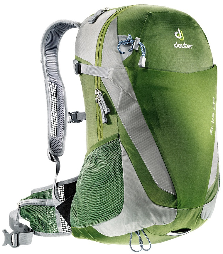 Deuter Airlite 28 Hiking Backpack, 28L Pine/Silver