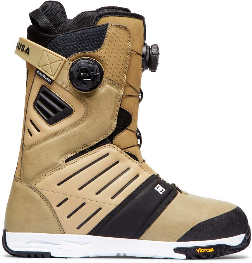 DC Judge Boa Snowboard Boots, UK 9 Kelp 2020