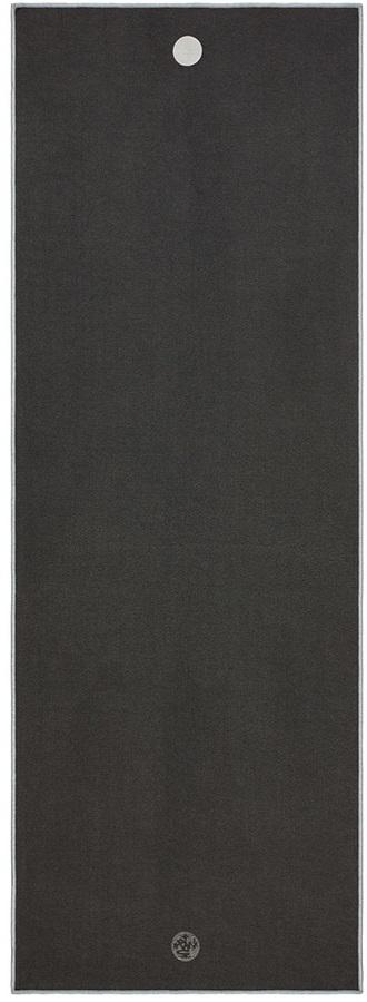 Manduka Yogitoes Yoga Mat Towel, Grey