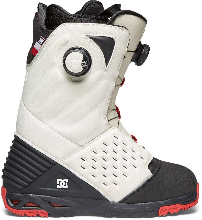 040996e0f75 DC Torstein Horgmo Boa Snowboard Boots, UK 8 White/Black/Red 2018