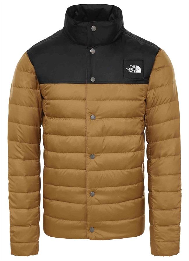 The North Face Uni DRT Midlayer Jacket L Khaki/TNF Black
