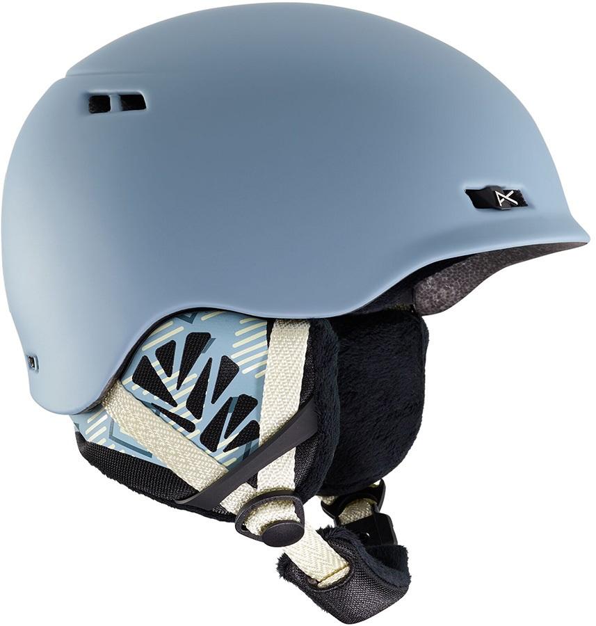 Anon Griffon Women's Ski/Snowboard Helmet, S Slate