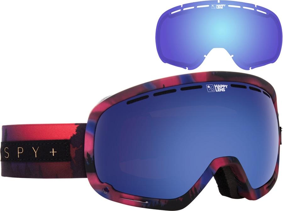 SPY Marshall Snowboard/Ski Goggles Aurora Pink