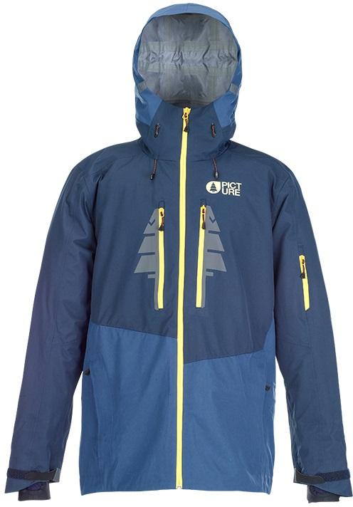 Picture Welcome 3L Ski/Snowboard Jacket, XL Dark Blue