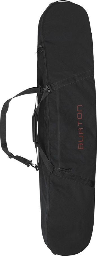 Burton Board Sack Snowboard Bag, 166cm Black