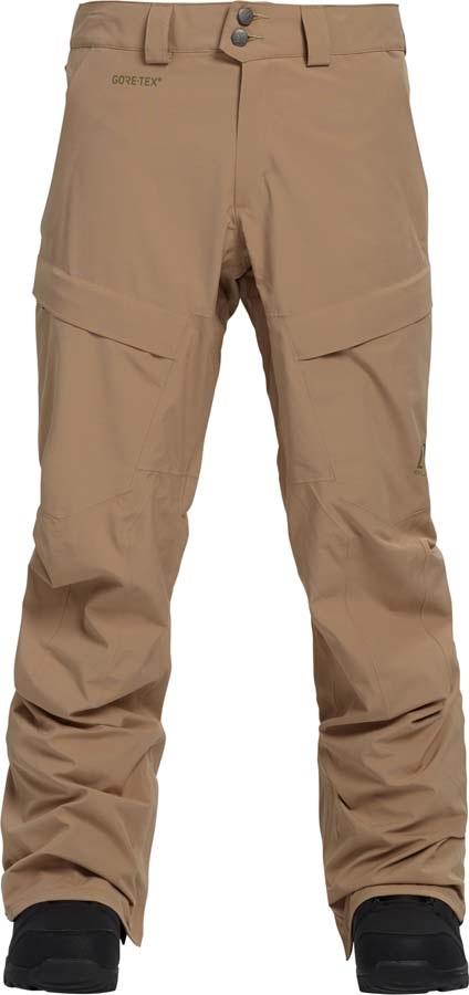 Burton [ak] 2L Swash Gore-Tex Ski/Snowboard Pants XL Kelp