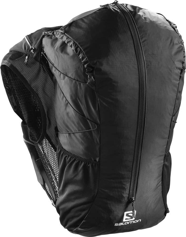 Salomon Bag Out Peak 20 S - 86-90.cm Running Backpack 20L Black