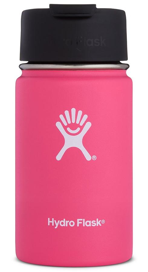 Hydro Flask 12oz Wide Mouth Flip Lid Coffee Vacuum Flask, 12oz W'Melon