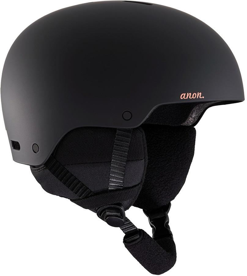 Anon Greta 3 Women's Ski/Snowboard Helmet, L Black