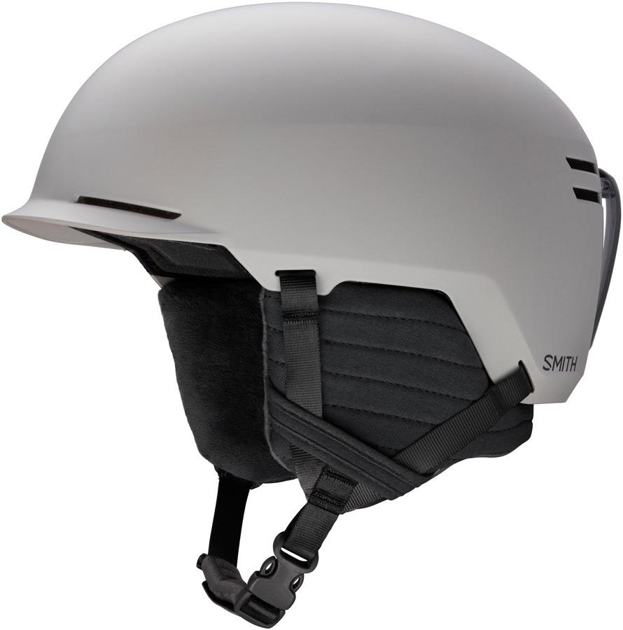 Smith Scout Snowboard/Ski Helmet, L Matte Cloudgrey 2020
