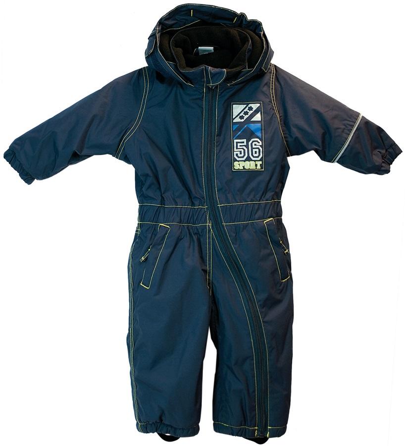 57f03d96c Rucanor Florian Baby One Piece Snow Suit 68cm Navy
