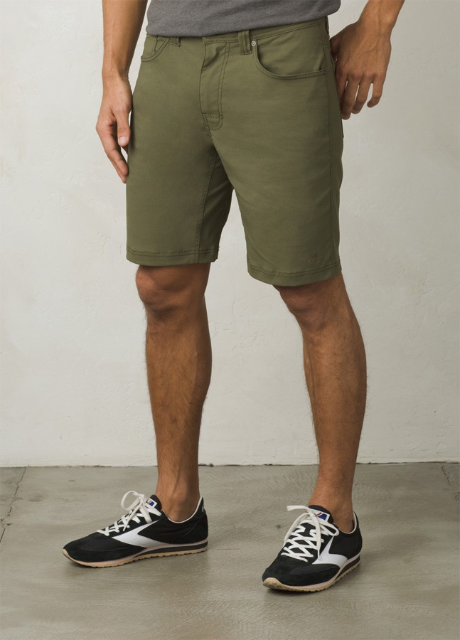 "Prana Brion Outdoor Shorts - 32"", Cargo Green"