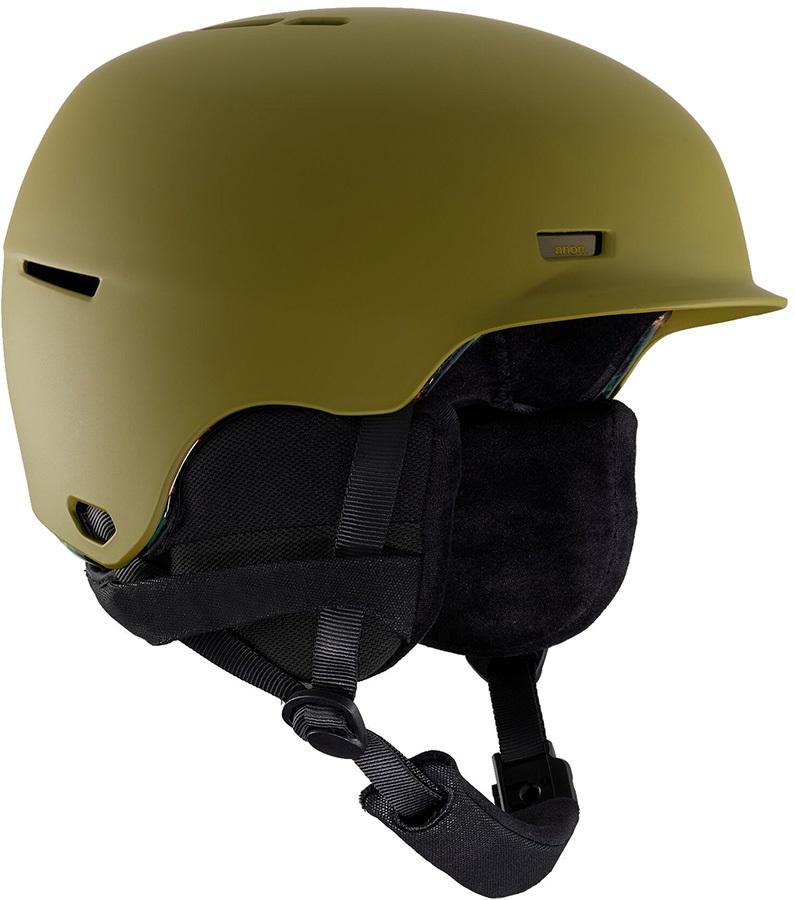 Anon Highwire Ski/Snowboard Helmet, S Camo