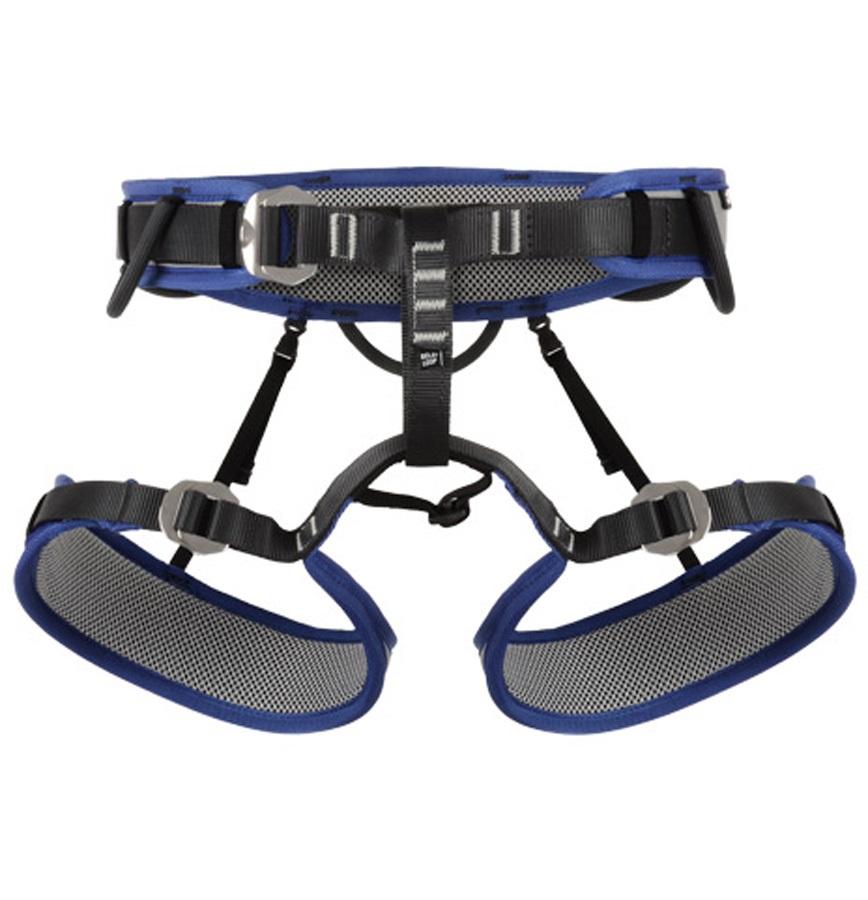 DMM Viper Men's Rock Climbing Harness S Blue/Grey