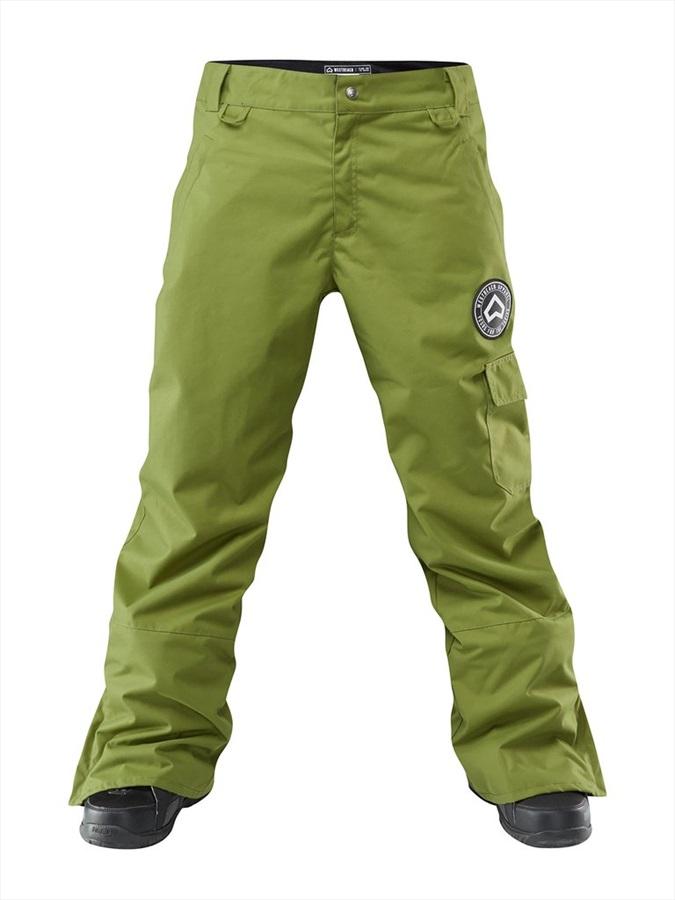 Westbeach Upstart Ski/Snowboard Pants, XL Combat Green