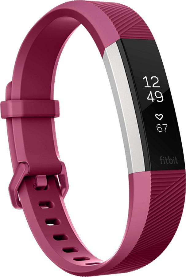 FitBit Alta HR Heart Rate & Fitness Tracker, 14cm – 16.5cm Fuchsia