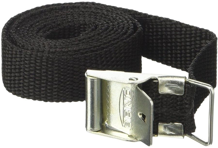 Coghlan's Arno Strap 2 Pack Tie Down Strap, 150cm Black