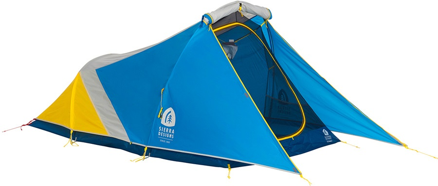 Sierra Designs Clip Flashlight 2 Tent Ultralight Backpacking Tent