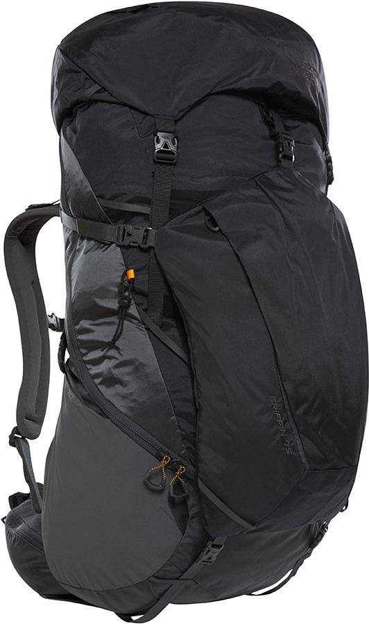 The North Face Griffin L/XL Hiking Backpack 75L Asphalt Grey/TNF Black