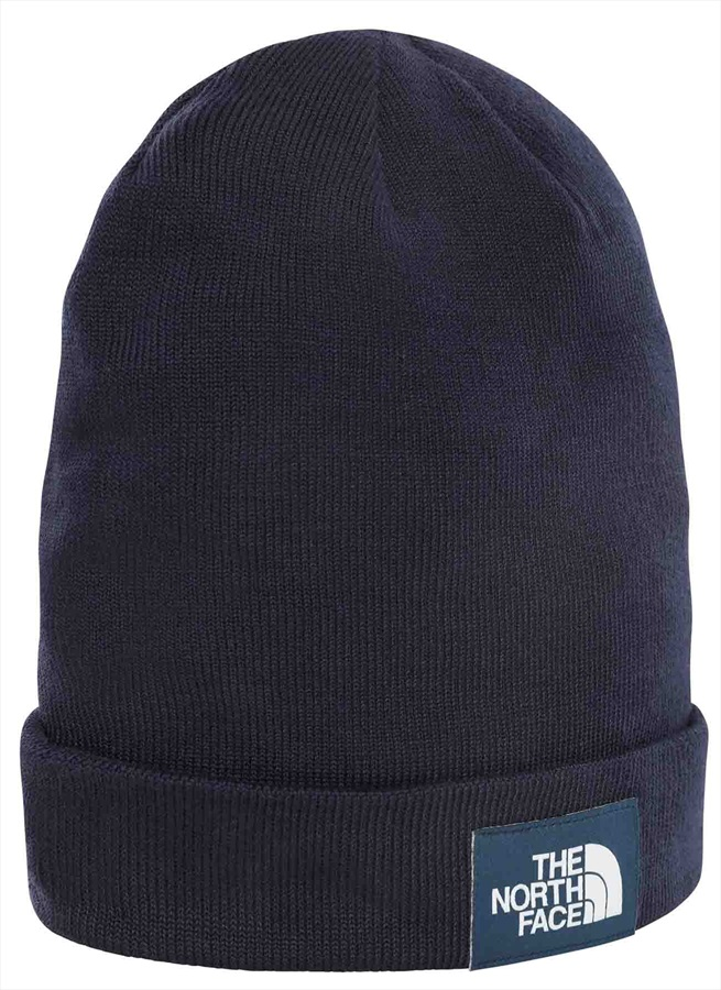 The North Face Dock Worker Beanie One Size Urban Navy/Blue Wing Teal