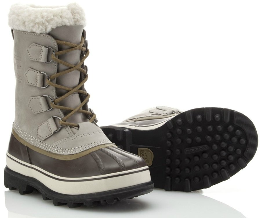 cheap price affordable price great discount Sorel Caribou Women's Winter Snow Boots, UK 4.5, Tusk