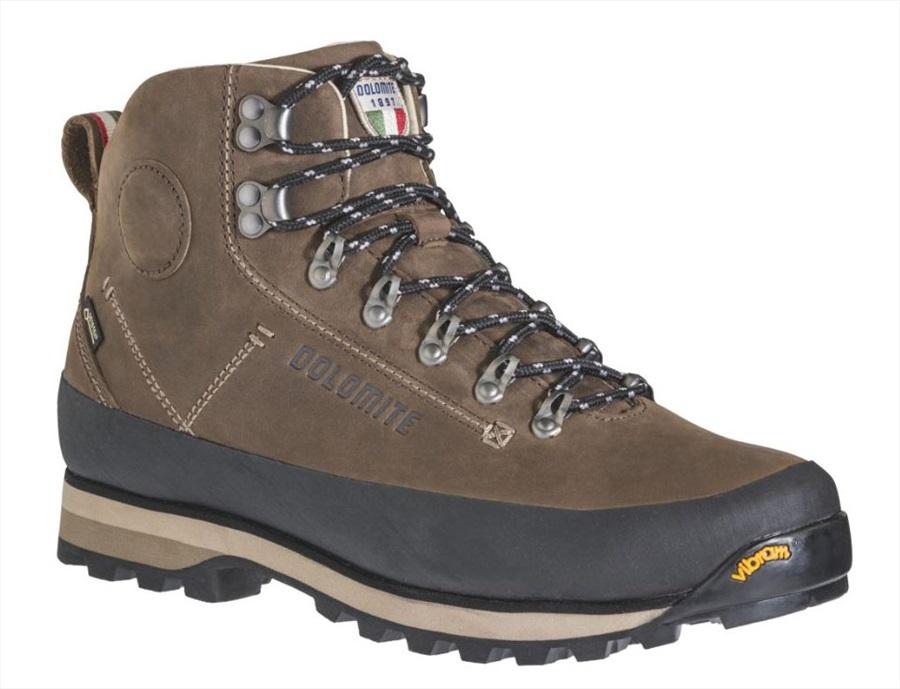 Dolomite Cinquantaquattro Trek GTX Men's Walking Boots, UK 12 Brown