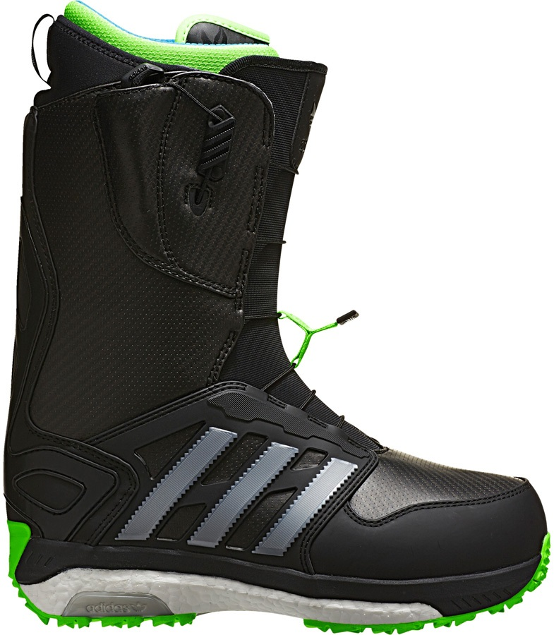 best sneakers 76256 521f9 Adidas Energy Boost Snowboard Boots, UK 8, Grey/White, 2017