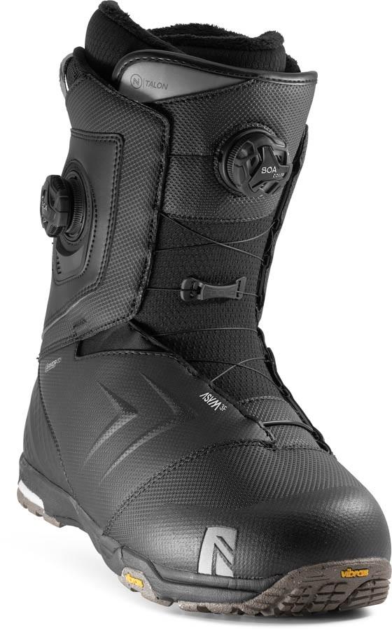Nidecker Talon Focus Snowboard Boots, UK 12 Black 2020