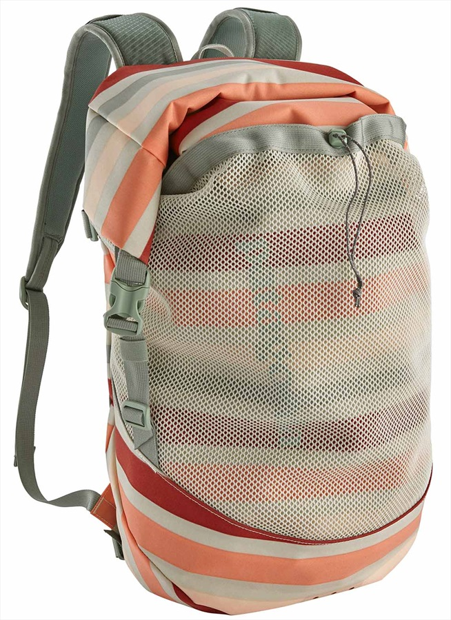 Patagonia Adult Unisex Planing Roll Top Pack, 35L Water Ribbons
