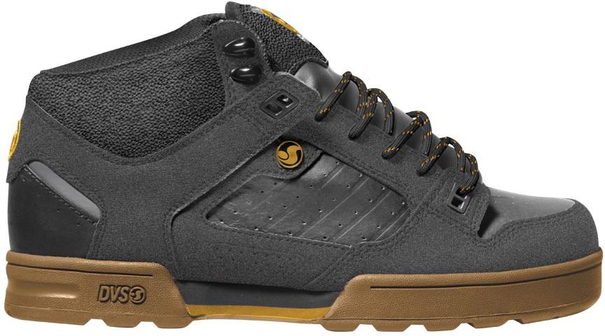 7454728a36d DVS Militia Boot Winter Snow Boot, UK 12, Grey/Gum Nubuck