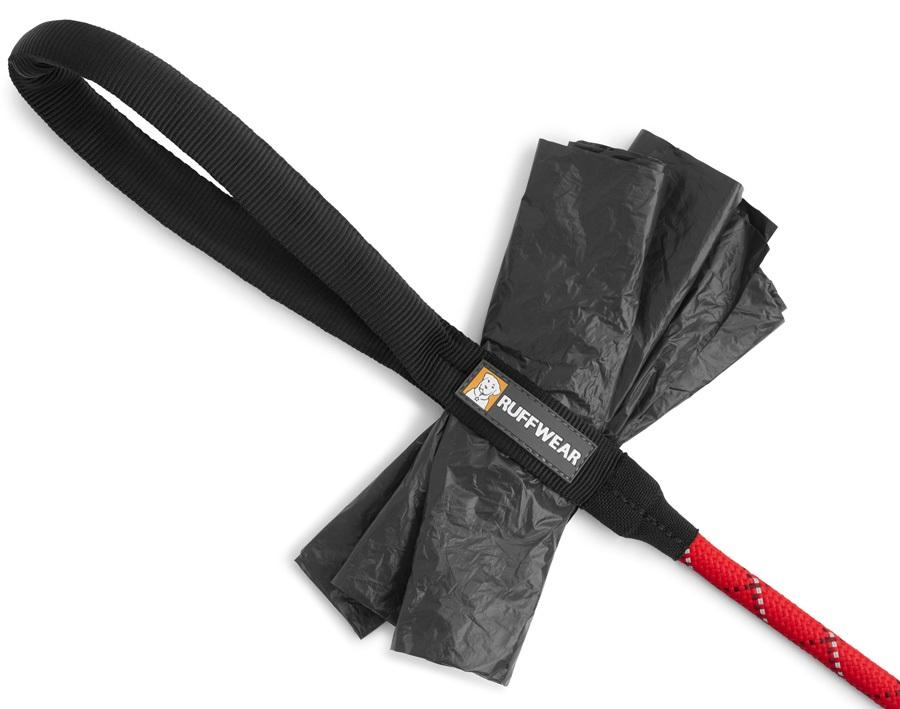 Ruffwear Knot-a-Leash Dog Walking Lead - 1.5m X 7mm, Red Currant