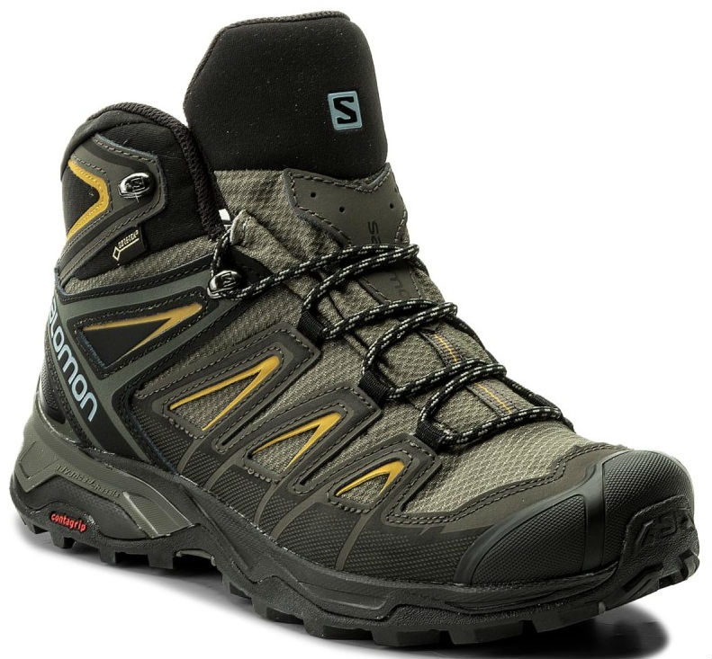salomon x ultra 3 mid gtx boot review canada