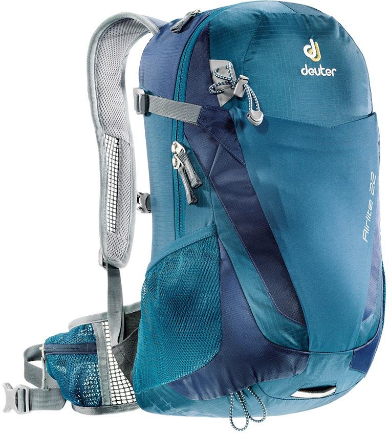 Deuter Airlite 22 Hiking Backpack, 22L Arctic/Navy