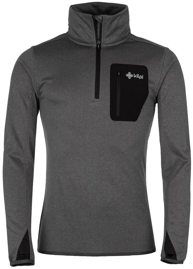 Kilpi Elijah Men's Fleece Jacket - XXL, Grey