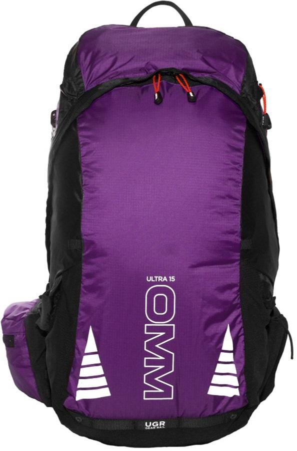 OMM Ultra 15 Running Backpack, 15L Purple