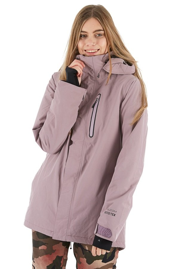 best supplier classic fit best choice Volcom Eva Insulated Gore-Tex Women's Ski/Snowboard Jacket S ...