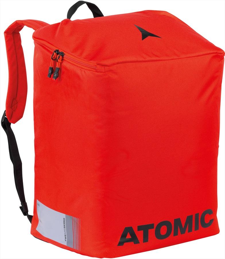 Atomic Boot & Helmet Pack Ski/Snowboard Boot Backpack, Red/Black