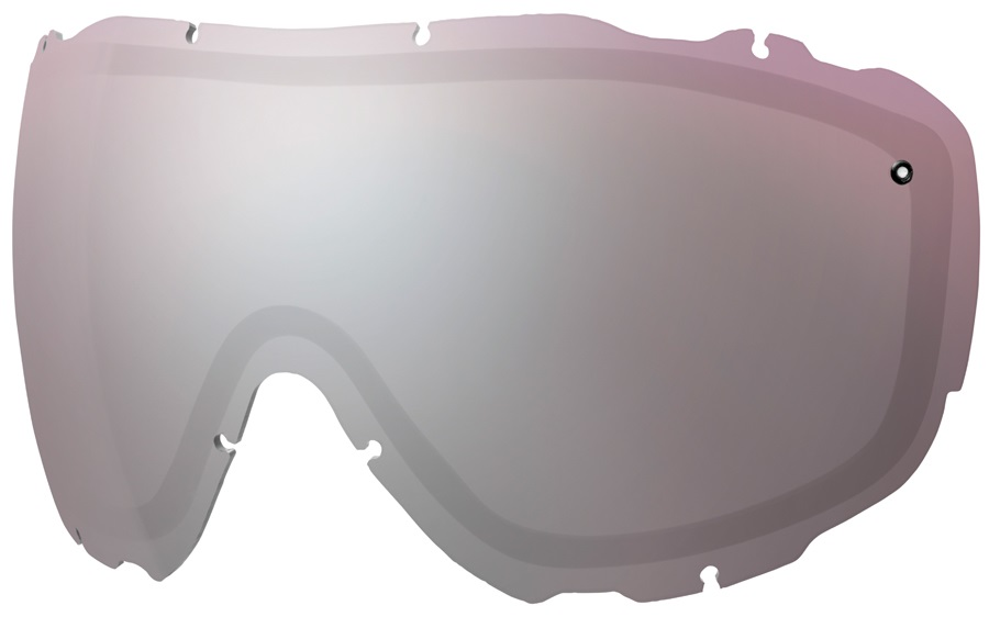 Smith Prophecy Turbo Fan Snow/Ski Goggle Spare Lens, Ignitor Mirror