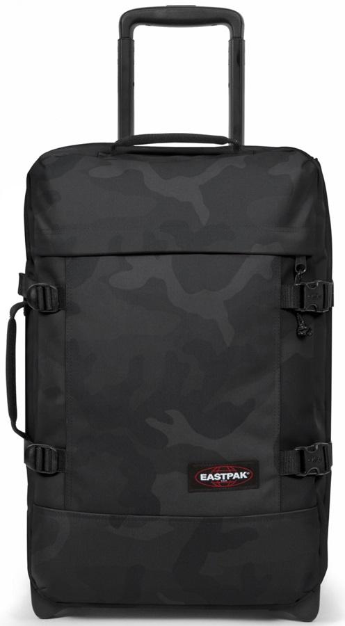Eastpak Tranverz S Wheeled Bag/Suitcase, 42L Tonal Camo Dark