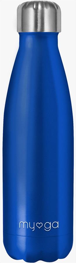 Myga Stainless Steel Water Bottle, 500ml Royal Blue