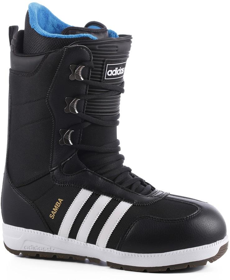 buy popular wide range 2018 shoes Adidas The Samba Snowboard Boots, UK 7, Black/White, 2017