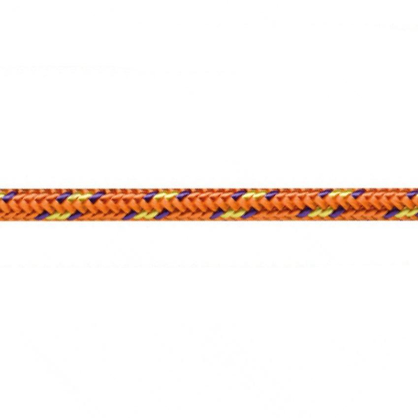 Beal 6mm Static Cordelette Rock Climbing Accessory Cord, 5.5m, Orange