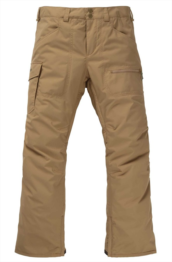 Burton Covert Insulated Snowboard/Ski Pants Trousers, L Kelp