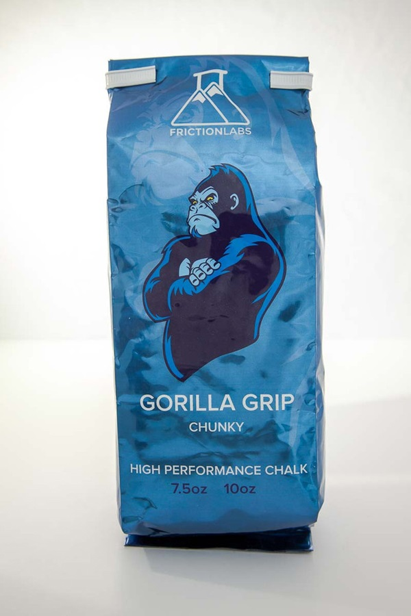 Friction Labs Gorilla Grip Rock Climbing Gym Chalk, 10oz (283.5g)