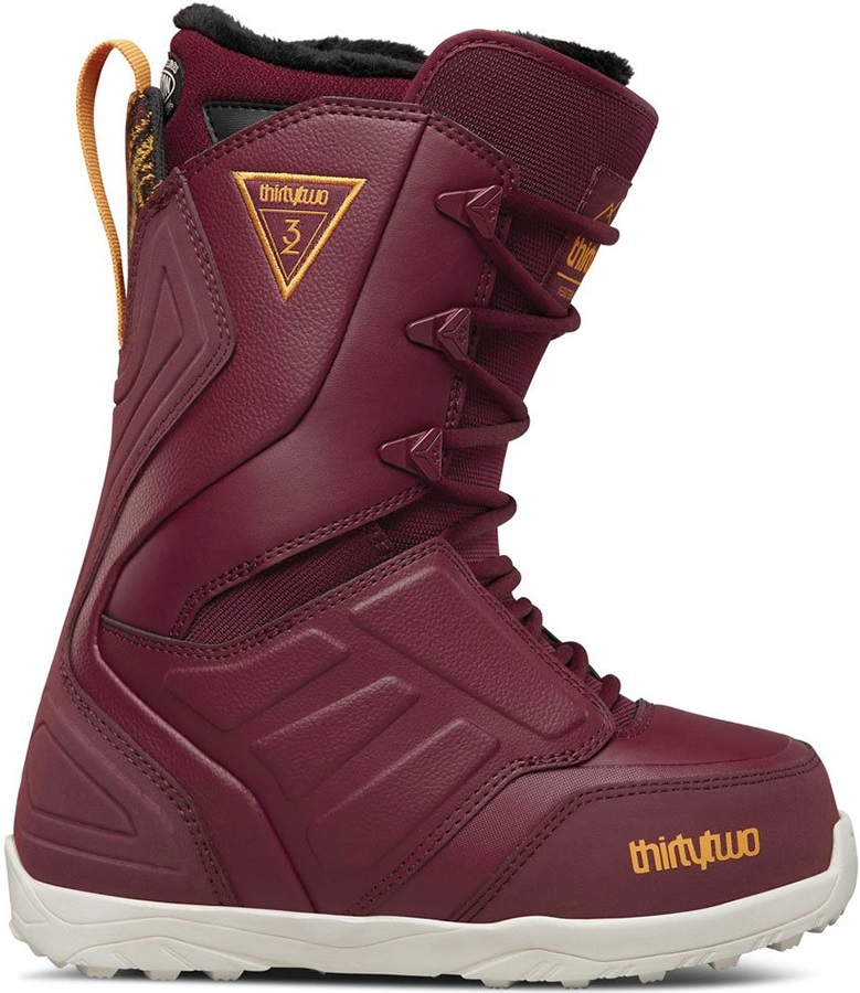 thirtytwo Lashed Women's Snowboard Boots, UK 6.5 Burgundy 2018