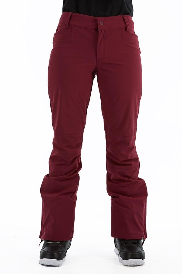 Roxy Creek Women's Snowboard/Ski Pants, XS Grape Wine