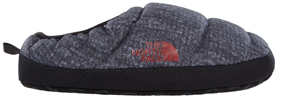 74011b13b The North Face NSE Tent Mule III Slipper Shoes, M Grey/Grey/Red