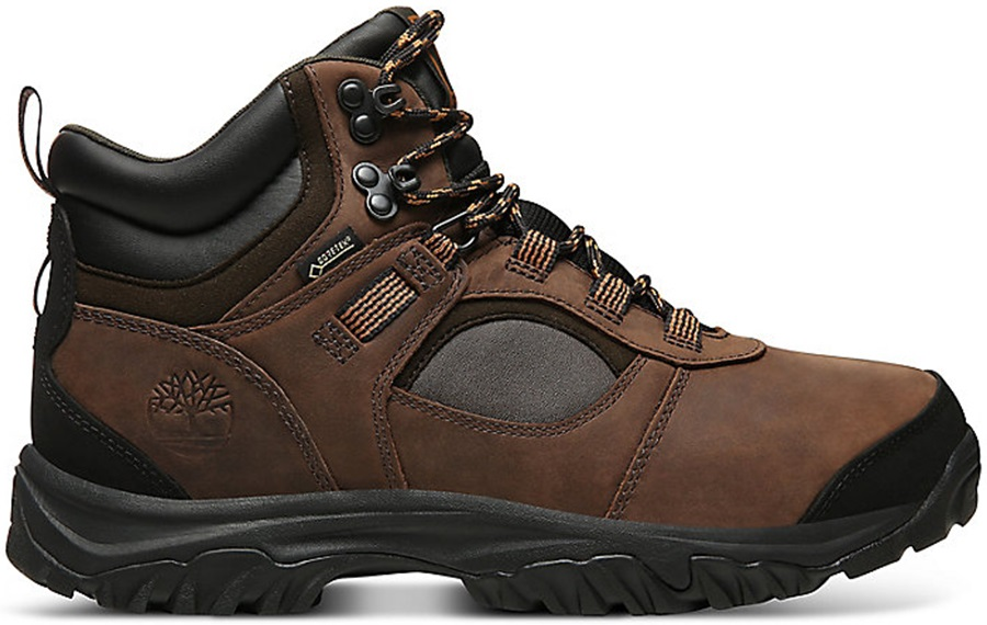 Timberland Adult Unisex Mt. Major Mid GTX Hiking Boots, UK 10.5 Brown