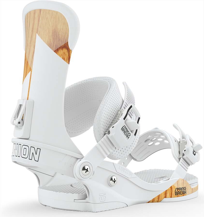 Union Force Spring Break Snowboard Bindings, L Asadachi 2020